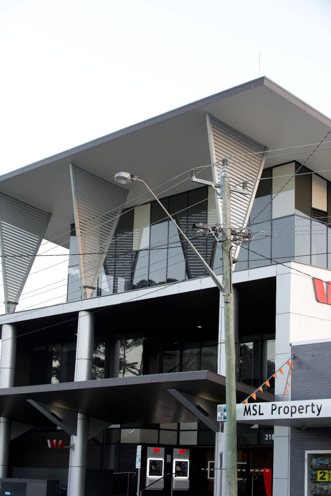 Westpac Commercial Building